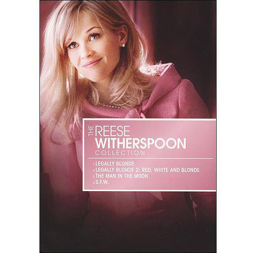The Reese Witherspoon Star Collection (Legally Blonde / Legally Blonde 2 / Man In The Moon / SFW)