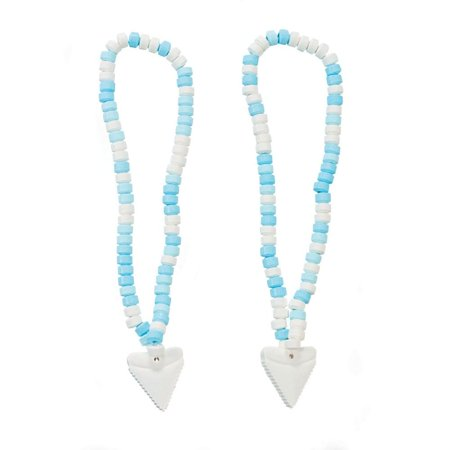 Shark Attack Hard Candy Necklaces - Party City Shark