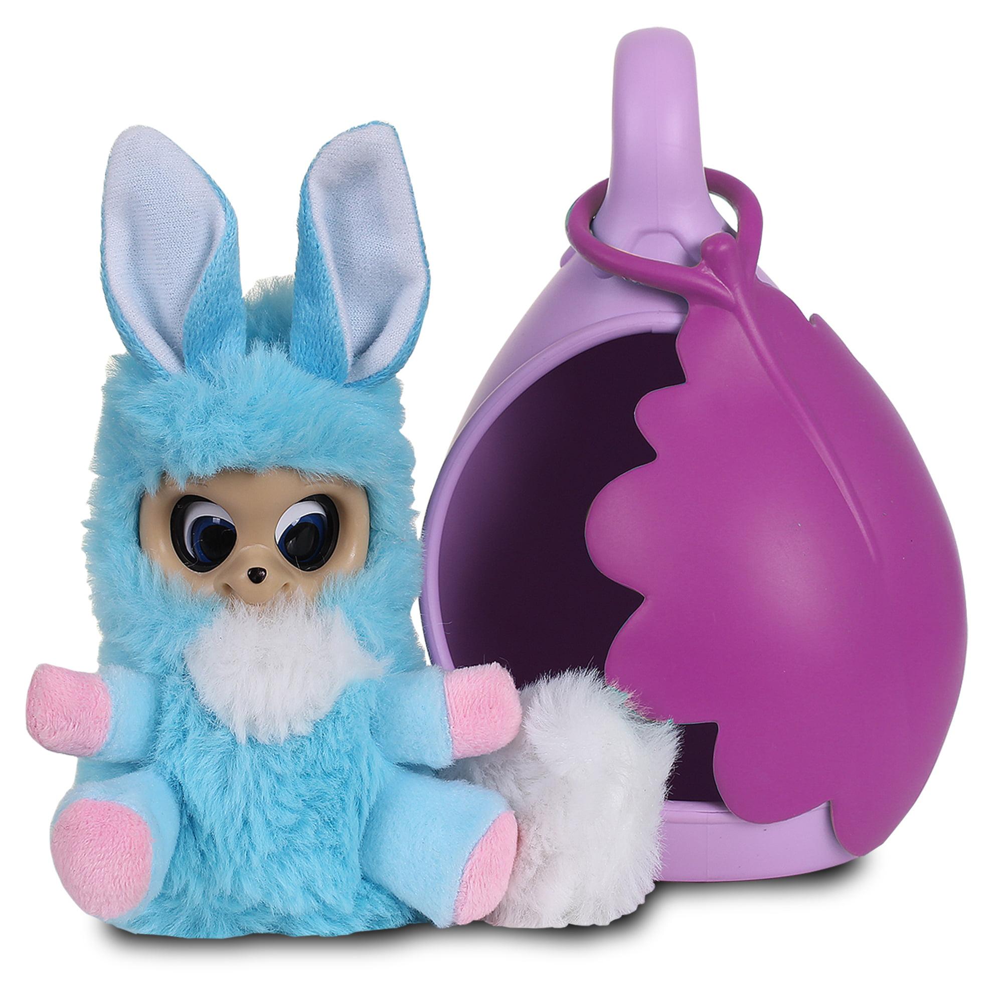 Fur Babies World Sleepy Pod + Dreamstar Fur Baby Adero