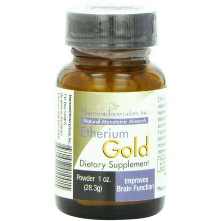 Etherium Gold Powder (Harmonic Innerprizes Harmonic Innerprizes Etherium Gold Powder, 1)