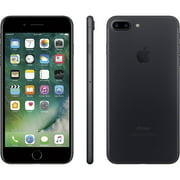 Refurbished Apple iPhone 7 Plus 128GB, Black - Unlocked GSM