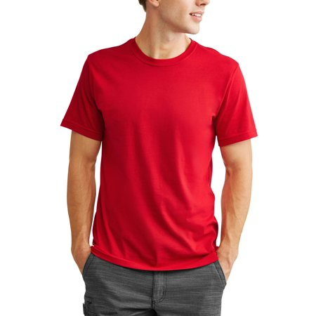 Men's Short Sleeve Performance Tee, up to size 5XL