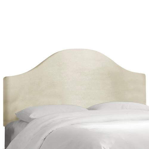 Alcott Hill Regal Upholstered Panel Headboard