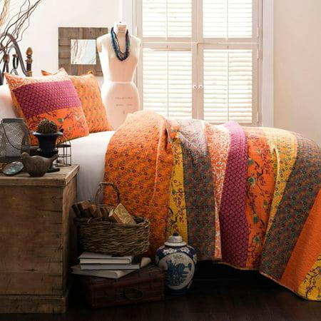 Royal Empire 3-Piece Bedding Quilt Set