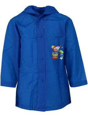CTM® Kid's Toy Story Buzz Lightyear and Woody Rain Coat