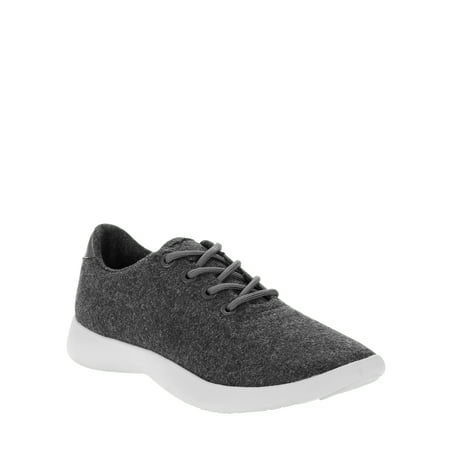 - George Men's Wool Knit Sport Casual Sneaker