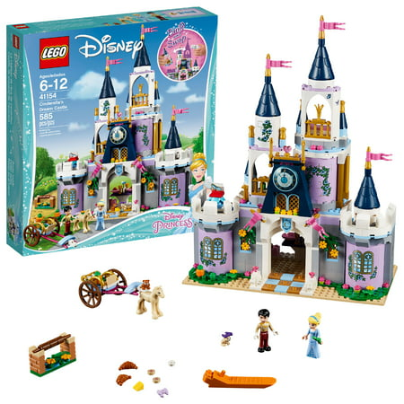 Super Set Castle - LEGO Disney Princess Cinderella's Dream Castle 41154