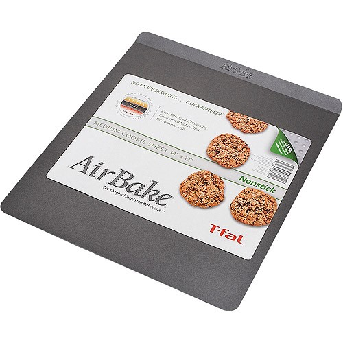 "T-Fal Airbake Non-Stick Medium Cookie Sheet, 14"" x 12"