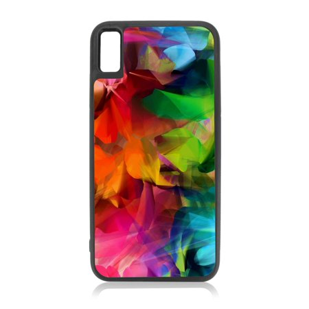 the best attitude cc8bc 7c3fe Abstract iPhone X Floral Case - Black TPU Case Cover That is Compatible  with the Apple iPhone 10 / iPhone X / iPhone XS - iPhone 10 Case - iPhone X  ...