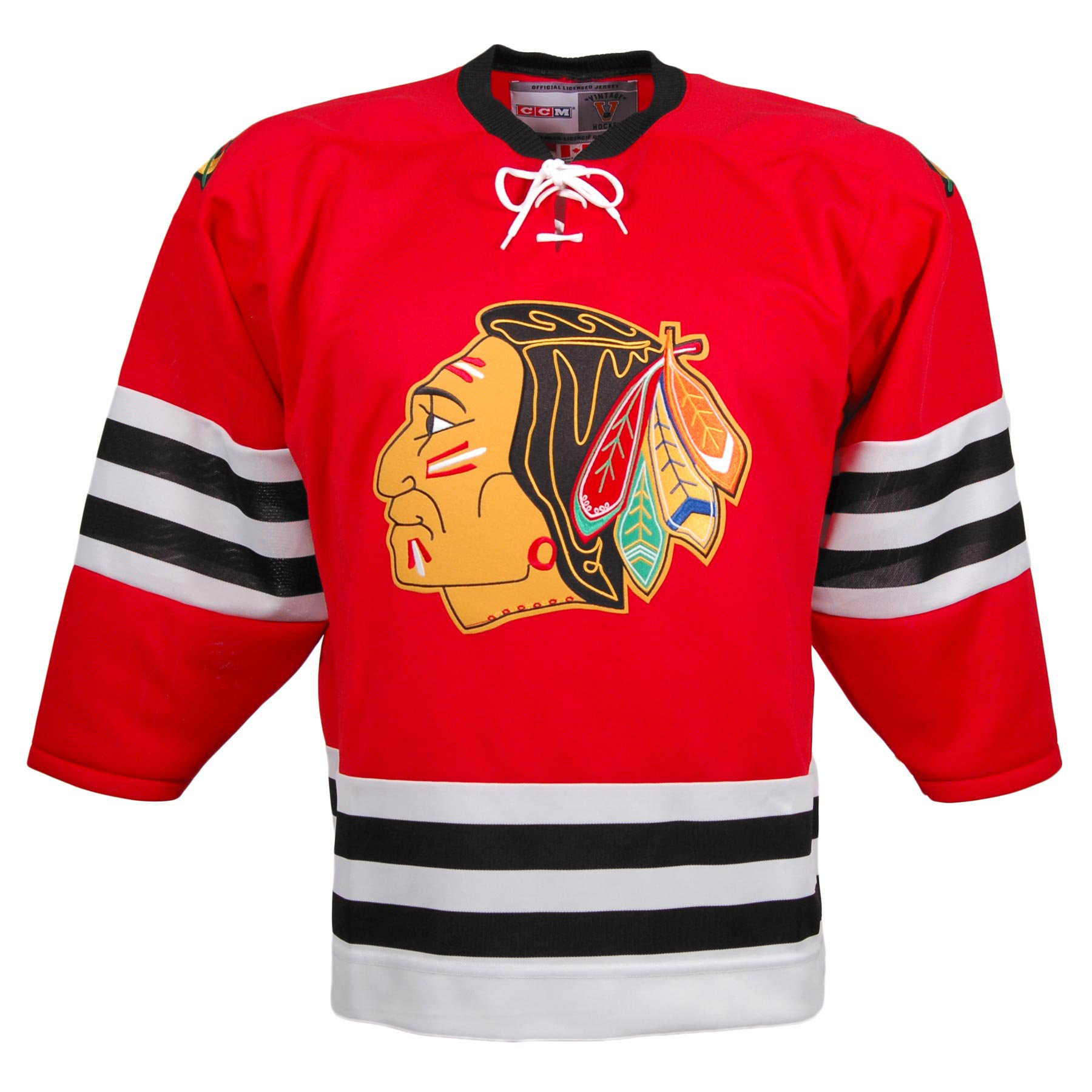 Chicago Blackhawks Vintage Replica Jersey 1960 - CCM  ab1c7ab72