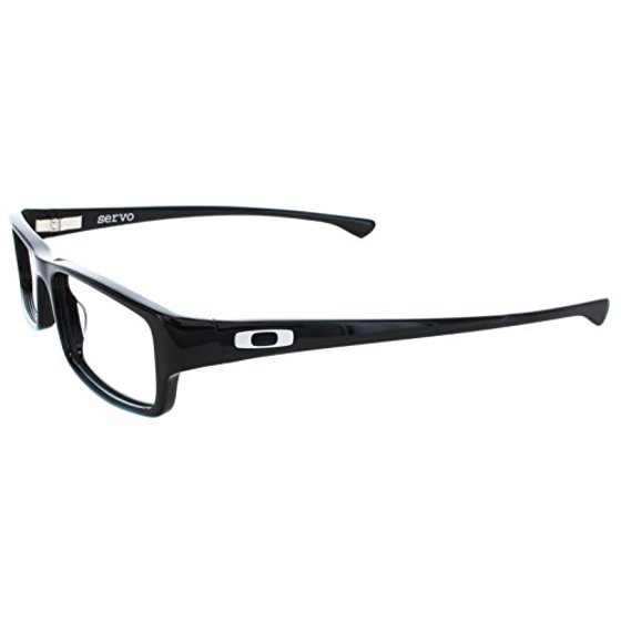 9542db5dc3 OAKLEY Eyeglasses SERVO (OX1066-0157) Polished Black 57MM - Walmart.com