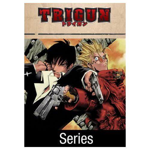 Trigun [TV Series] (1998)
