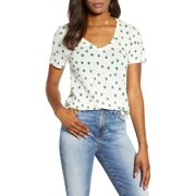 Women's T-Shirt Medium St. Patrick's All Over M