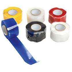 VP1014 Self-Fusing Silicone Miracle Wrap Roll (Pack of 6) By Tommy Tape