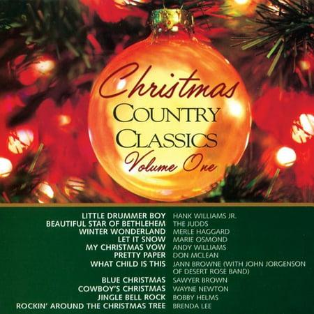Xmas Country Classics / Various (CD) ()