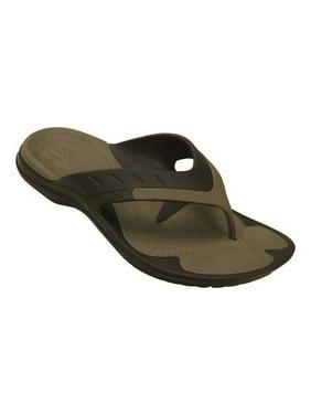 caf9f2782ff Product Image Crocs Modi Sport Flip Men Open Toe Synthetic Brown Flip Flop  Sandal