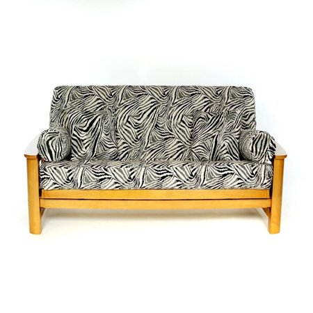 ls covers safari full futon cover full size fits 6 8in