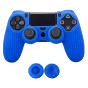 KABOER 2019 New Controller Case Silicone Controller Cover Fashion Accessory With Joystick Caps For Ps4