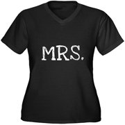 Women's Plus-Size Mrs. Graphic T-shirt
