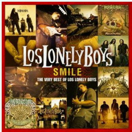 Smile: Very Best of los Lonely Boys