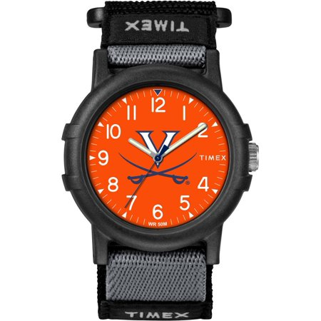 University of Virginia Cavaliers Youth FastWrap Recruit Timex (Youth Timex Kids Watch)