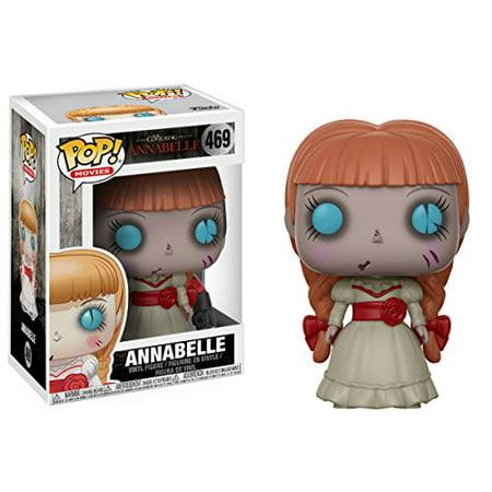 FUNKO POP! MOVIES: HORROR S4: ANNABELLE (Annabelle Doll)