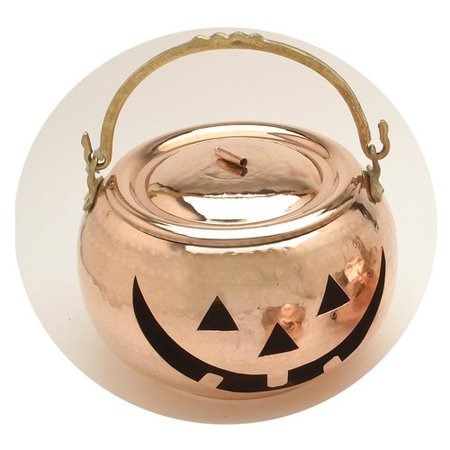 Houston International Copper Pumpkin (Set of 2)