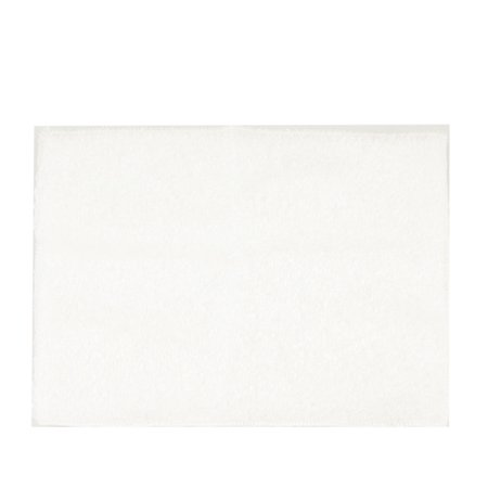 """8.8"""" x 7"""" Bamboo Fiber Dish Wash Cloth Cleaning Towel White for Kitchen - image 1 de 1"""