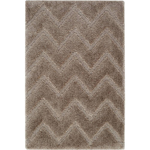 Better Homes and Gardens Extra Soft Chevron Bath Rug by