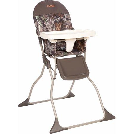 Cosco Simple Fold High Chair Realtree Orange Walmart Com