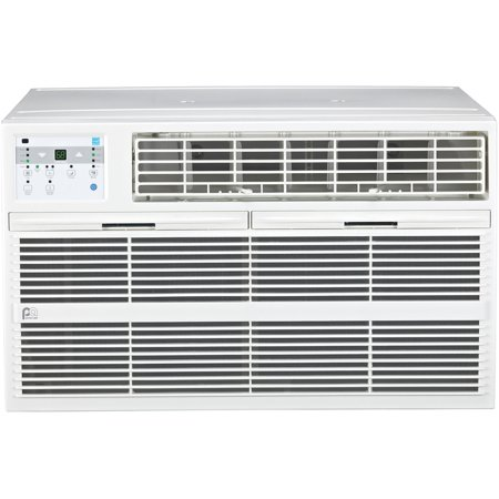 Perfect Aire Energy Star Rated 230V 10,000 BTU Through-the-Wall Air Conditioner with Follow Me