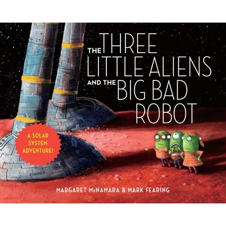 The Three Little Aliens and the Big Bad Robot (Board (502 Bad Gateway Nginx 1-4 6 Ubuntu)
