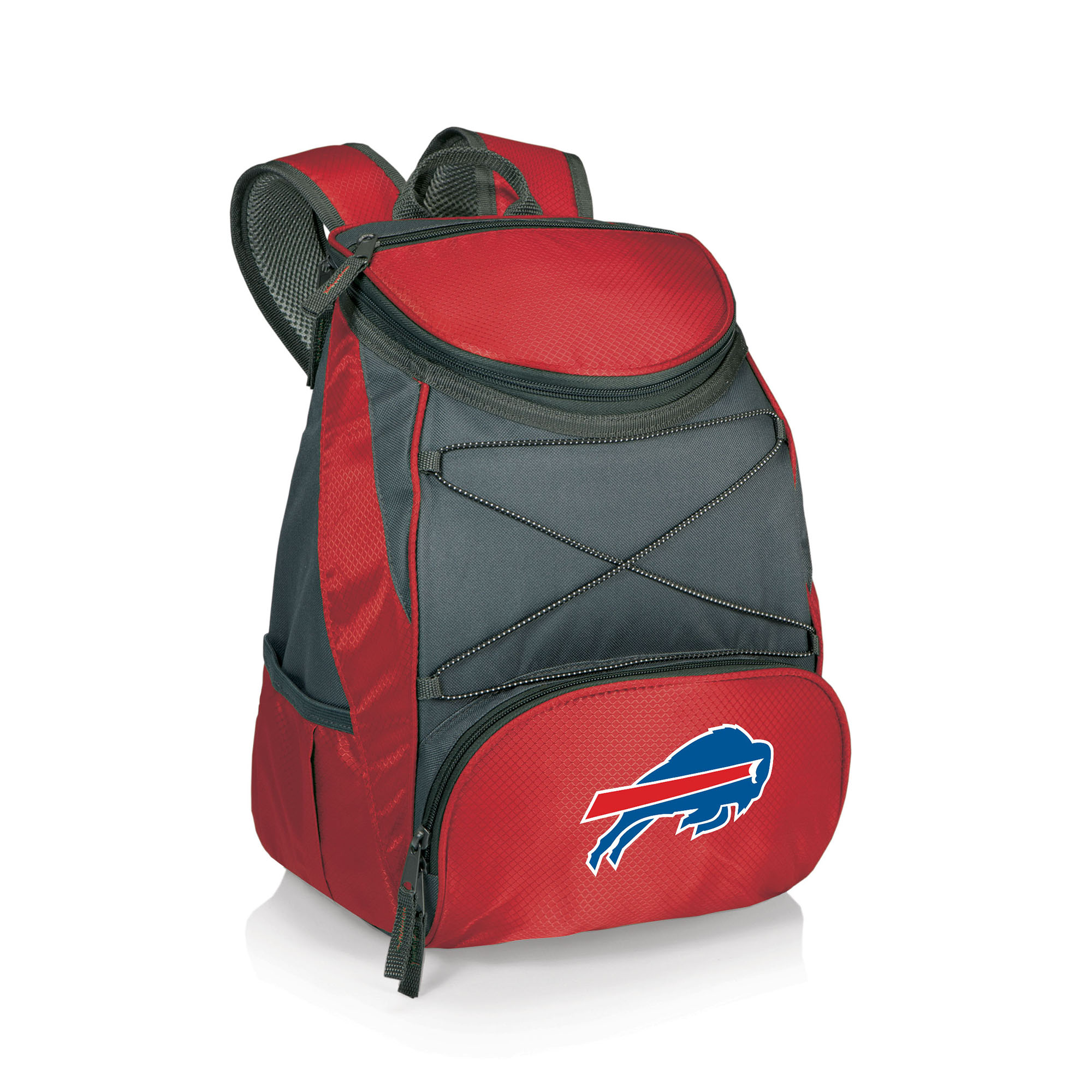 Buffalo Bills PTX Backpack Cooler - Red - No Size