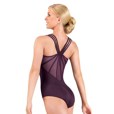 Adult Microfiber Strappy Back Camisole