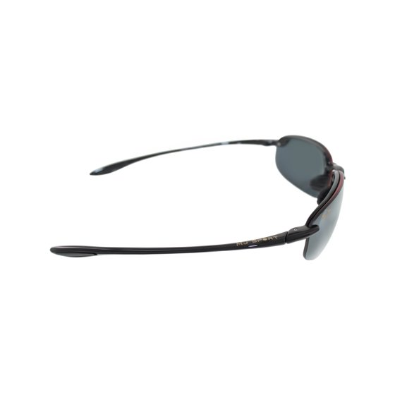 b26189ba332 Do these 407-02 Maui Jim sunglasses come with the hard zipper case and the  floral soft draw string pouch