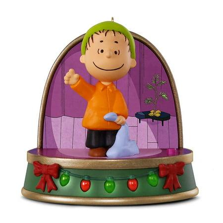 Hallmark 2018 Ornament - Linus - A Charlie Brown Christmas