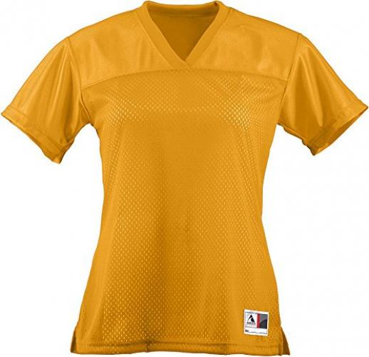Augusta Sportswear Ladies' Junior Fit Replica Football T-Shirt