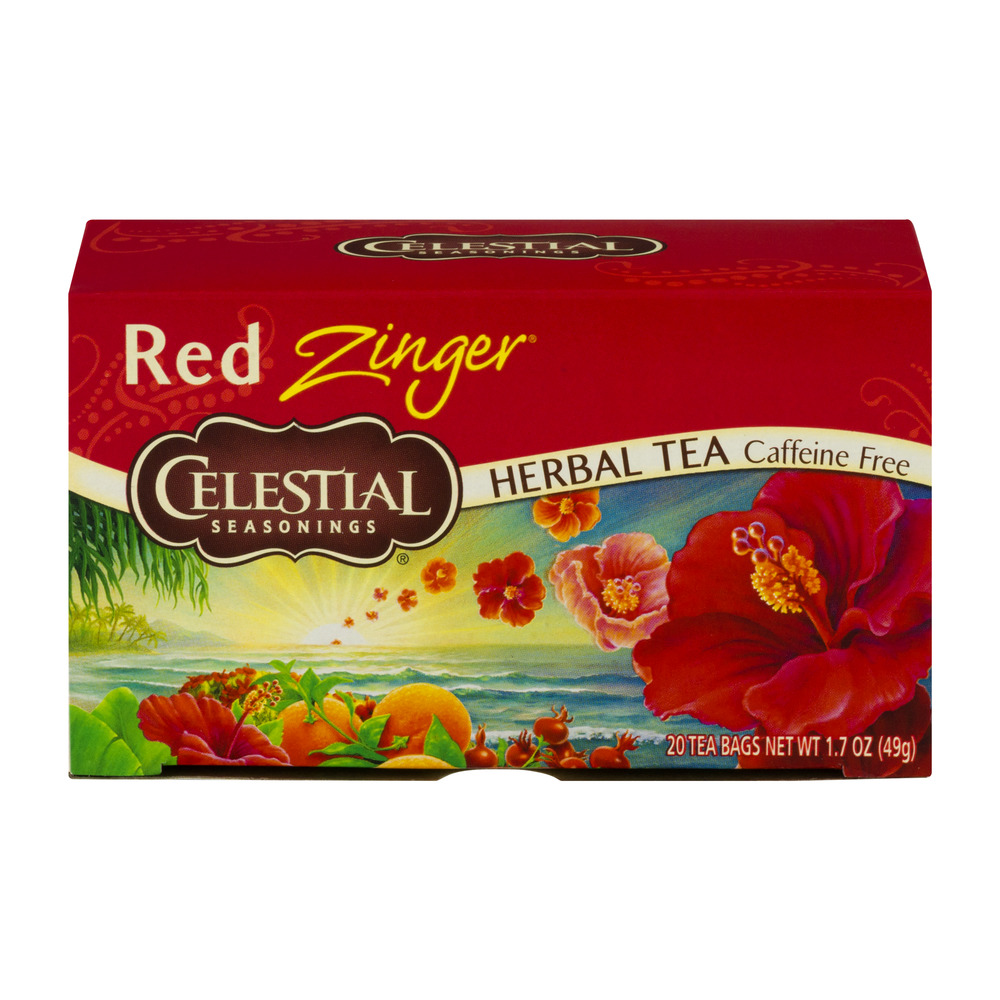 Celestial Seasonings Herbal Tea Red Zinger 20 CT by The Hain Celestial Group, Inc.