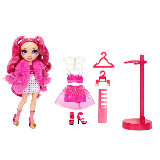 Rainbow High Amaya Raine Rainbow Fashion Doll with 2 Complete Mix /& Match Outfits and Accessories Toys for Kids 6-12 Years Old