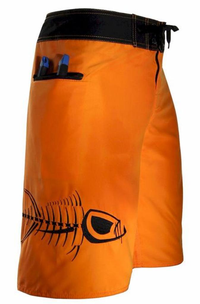 Tormenter Billfish Bones 2 Pocket Mens Shorts