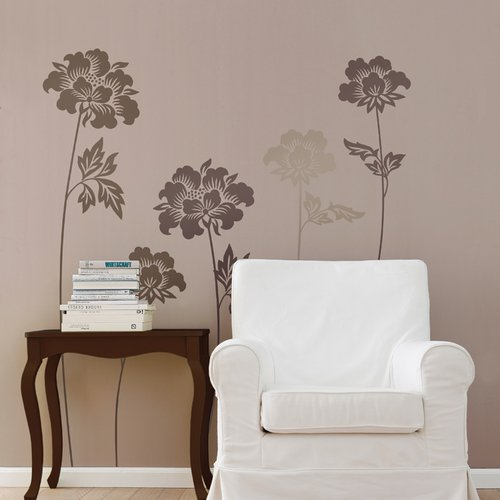 Brewster Home Fashions Euro Freestyle Grace Wall Decal