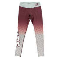 huge selection of 46858 b1a94 Product Image Forever Collectibles Womens Texas Aggies Gradient Leggings  Burgundy