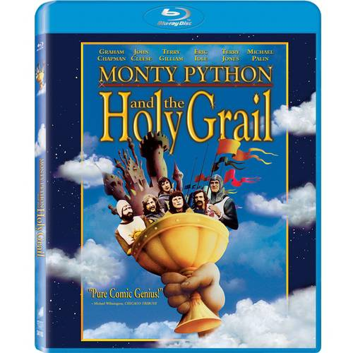 Monty Python And The Holy Grail (Blu-ray) (Anamorphic Widescreen)