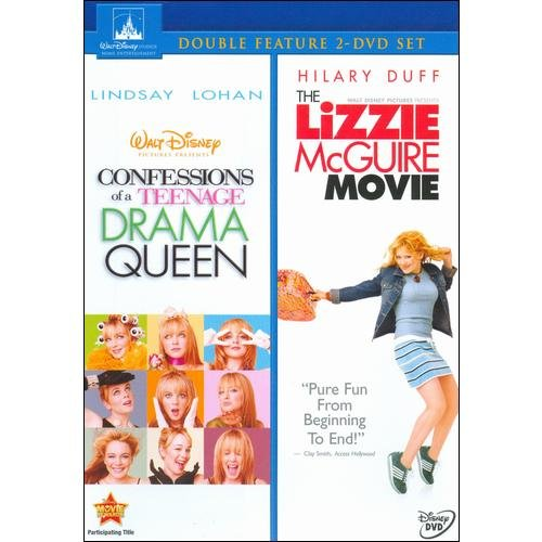 Confessions Of A Teenage Drama Queen / The Lizzie McGuire Movie Double Feature (Widescreen, Full Frame)