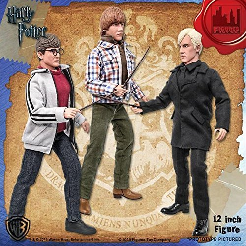Harry Potter 12 Inch Action Figures Series 1: Set of all 3 by