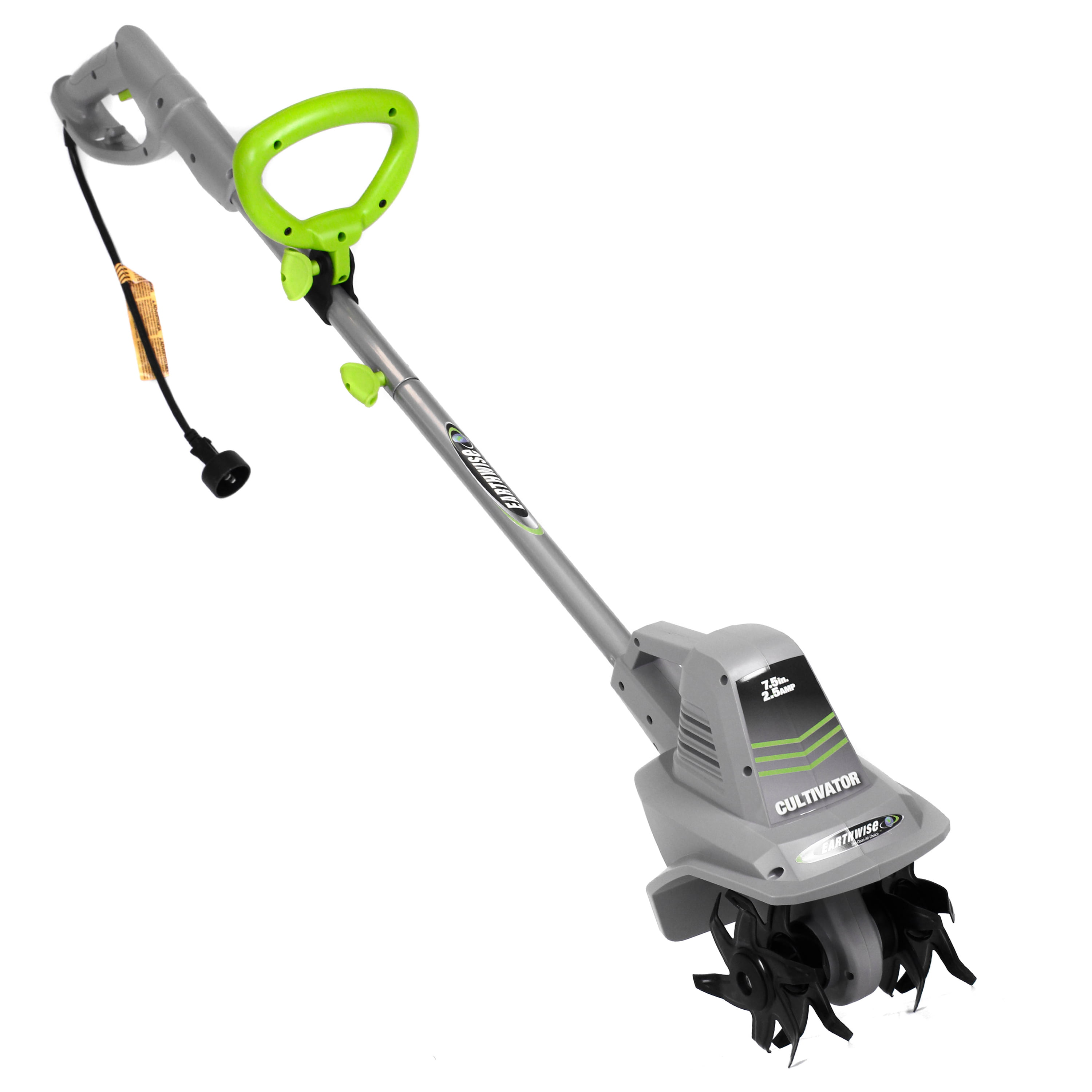 Earthwise 7 5 Wide 2 Amp Motor Corded Electric Tiller Cultivator Tc70025