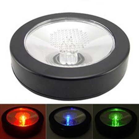 LED Light Up Coaster Color Changing Drink Bottle Cup Mat Tableware For Party Bar Club](Light Up Coaster)