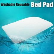 """Reusable Urine Mat Waterproof Bedding Pad Mattress Adult Incontinence Mat Infant Diaper 27.56"""" * 35.43"""""""