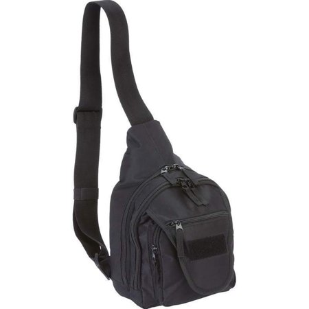 Sling Bag Day Pack Pistol Holder Concealed Hand Gun CCW Shoulder