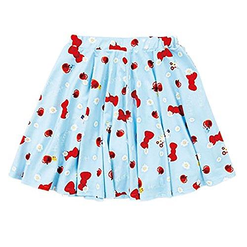 Hello Kitty Sanrio Circular Culotte Divided Skirt for Adu...
